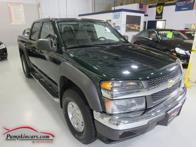 2005 CHEVROLET COLORADO LS Z71 4X4 CREW