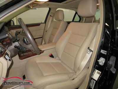2012 MERCEDES-BENZ E350 4MATIC NAV LUXURY