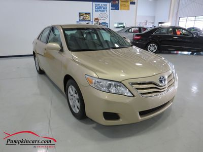 2011 TOYOTA CAMRY LE ALLOY WHEELS