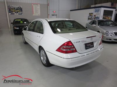 2004 MERCEDES-BENZ C240 4MATIC AWD