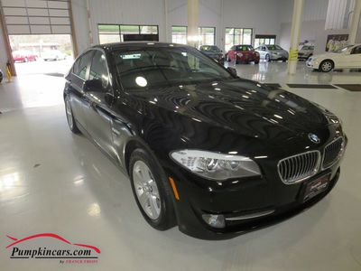 2012 BMW 528I X-DRIVE NAV + TECH PACK