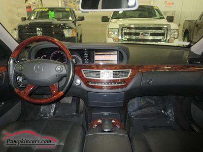 2008 MERCEDES-BENZ S550 4MATIC SPORT PREMIUM III
