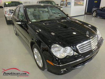 2005 MERCEDES-BENZ C240 4MATIC AWD