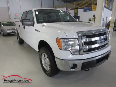 2014 FORD F150 SUPERCREW 4X4 XLT