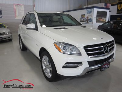 2012 MERCEDES-BENZ ML350 4MATIC NAVIGATION