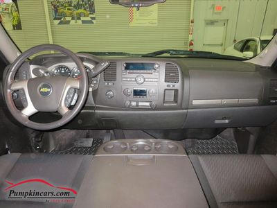 2011 CHEVROLET SILVERADO 1500 LT 4X4 CREW Z71