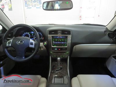 2012 LEXUS IS250 AWD