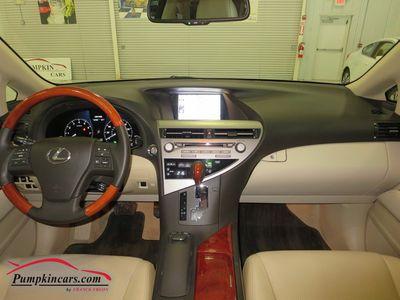 2012 LEXUS RX350 AWD NAVIGATION