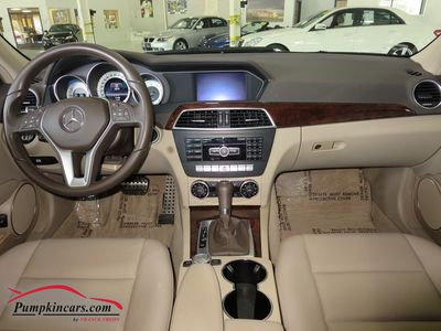 2013 MERCEDES BENZ C300 SPORT 4MATIC NAVIAGTION