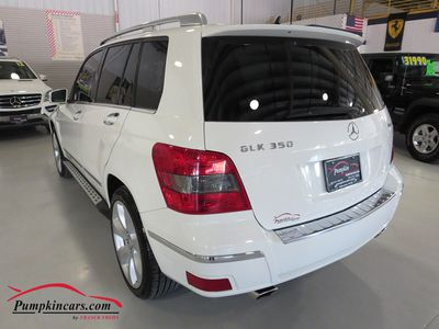 2010 MERCEDES BENZ GLK350 4MATIC NAVI