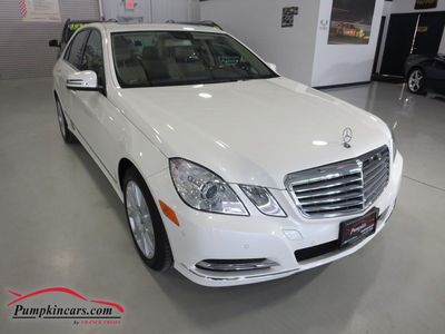 2013 MERCEDES-BENZ E350 4MATIC NAVIGATION