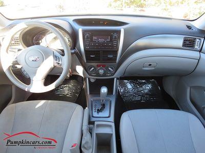 2012 SUBARU FORESTER 2.5X PREMIUM AWD