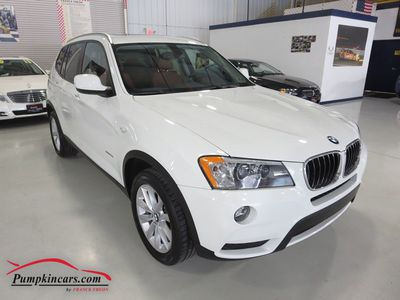 2013 BMW X3 2.8I XDRIVE NAVI PANORAMIC