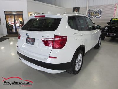 2013 BMW X3 2.8I XDRIVE NAVI PANORAMIC