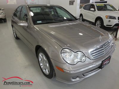2006 MERCEDES-BENZ C280 4MATIC