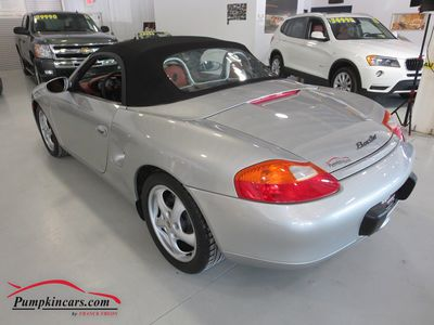 1999 PORSCHE BOXSTER 5-SPEED HARD TOP