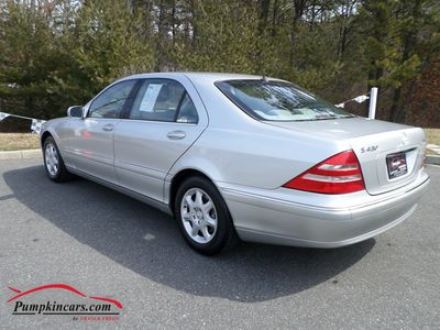 Pumpkin fine cars and exotics how could you not love an s for 2002 mercedes benz s430 price