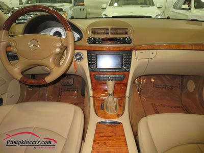 2008 MERCEDES-BENZ E350 4MATIC SPORT NAVIGATION