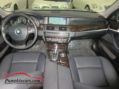 2012 BMW 528I XDRIVE NAVIGATION