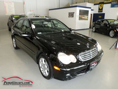 2007 MERCEDES-BENZ C280 4MATIC AWD