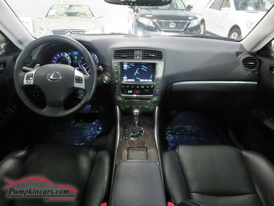 2012 LEXUS IS 250 AWD NAVIGATION
