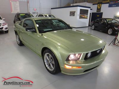 2006 FORD MUSTANG GT PREMIUM 5 SPEED