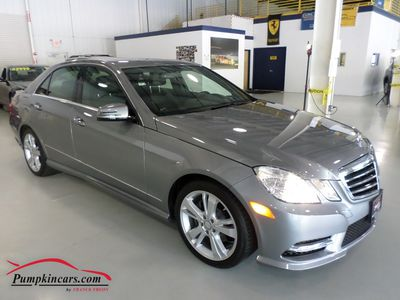 2013 MERCEDES-BENZ E350 4MATIC SPORT