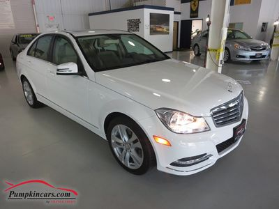 2013 MERCEDES-BENZ C300 LUXURY 4MATIC NAVIGATION