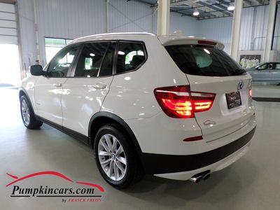 2013 BMW X3 2.8I X-DRIVE NAV PANO