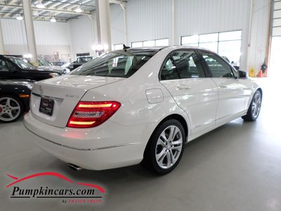 2013 MERCEDES-BENZ C300 4MATIC LUXURY