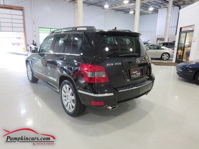 2012 MERCEDES-BENZ GLK350 4MATIC NAVIGATION PANO