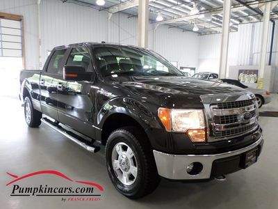2013 FORD F150 XLT 4X4 SUPERCREW