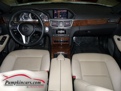 2013 MERCEDES-BENZ E350 SPORT 4MATIC NAV