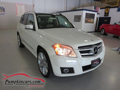 2011 MERCEDES-BENZ GLK350 4MATIC NAVIGATION