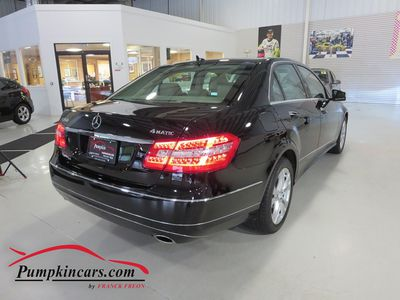 2010 MERCEDES-BENZ E350 4MATIC NAVIGATION