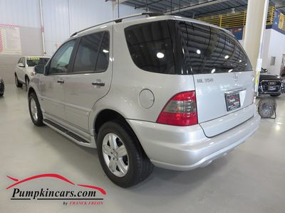 2005 MERCEDES-BENZ ML350 4MATIC