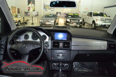 2010 MERCEDES-BENZ GLK350 4MATIC NAVIGATION
