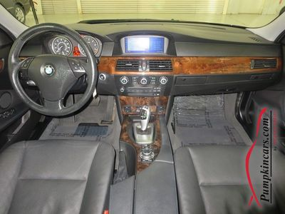 2009 BMW 528XI NAVIGATION