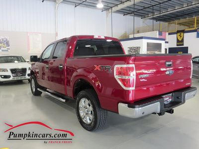 2013 FORD F150 XLT 4X4 SUPERCREW V8