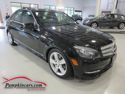 2011 MERCEDES-BENZ C300 SPORT 4MATIC