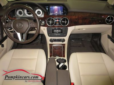 2013 MERCEDES-BENZ GLK350 4MATIC NAVIGATION