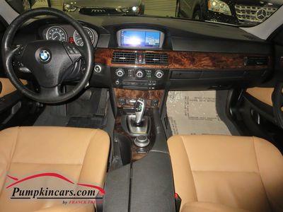 2008 BMW 528XI NAVIGATION