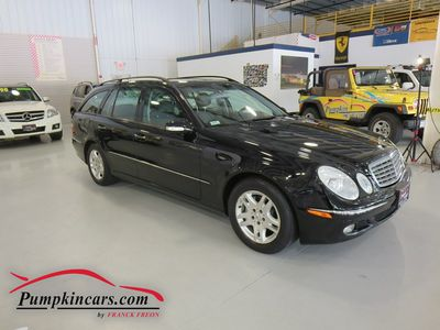 2005 MERCEDES-BENZ E320 WAGON
