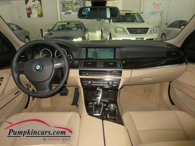 2013 BMW 528I NAVIGATION TECH