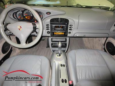 2002 PORSCHE 911 CARRERA 2 TIPTRONIC NAV