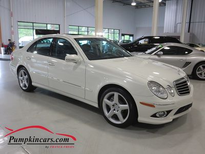 2009 MERCEDES-BENZ E350 4MATIC SPORT