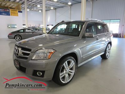 2012 MERCEDES BENZ GLK350 4MATIC NAVIGATION