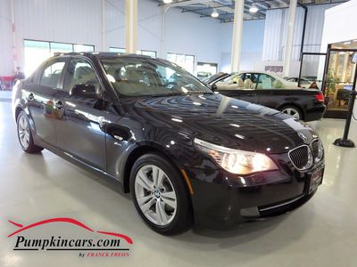 2010 BMW 528I X-DRIVE NAVIGATION