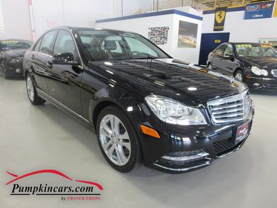 2014 MERCEDES-BENZ C300 LUXURY 4MATIC