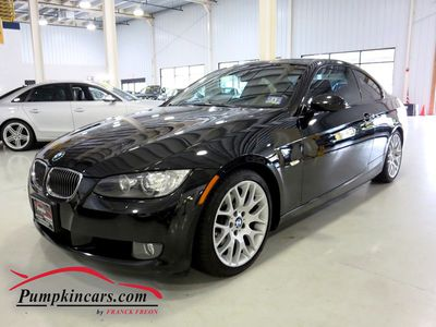 2009 BMW 328I SPORT COUPE NAVIGATION